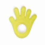 Чесалка Ръка жълт T1204