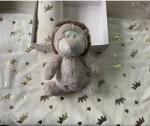 Одеяло 90/75 cm с играчка Lion