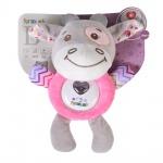Мека светеща играчка розов FM888_1D