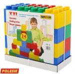 Коструктор Bricks (24 части) 37503