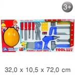 Строителни инструменти с каска 03249