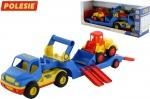 Багер + влекач Cons Truck 38807