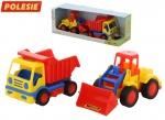 Камион + багер Basics 42101