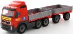 Камион с две ремаркета Volvo 9722