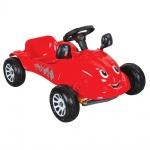 Кола с педали Herby червен 07302