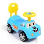 Кола за бутане Keep Riding син 618A