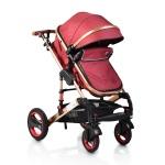 Комбинирана количка Gala червен