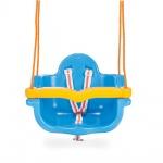 Люлка с въжета Jumbo син 06138