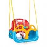 Люлка с въжета Samba син 06129
