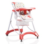 Стол за хранене Mint червен