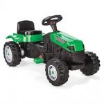 Трактор Active зелен 07314