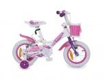 Детски велосипед 12 Princess бял