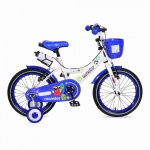 Детски велосипед 1681 син