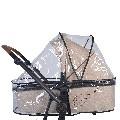 Универсален дъждобран за зимен кош на количка
