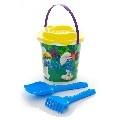 Плажен Комплект The Smurf (4 части) 64912