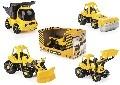 Камион строителни машини 06528