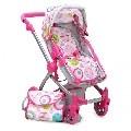 Количка за кукла Pink Rose 9651B