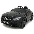 Акумулаторна кола Mercedes C63s мет.черен 1588