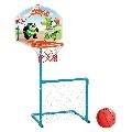 Футболна врата с баскетболен кош 03392