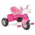 Мотор с педали Daisy розов 07140