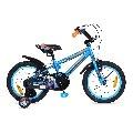 Детски велосипед 16 Monster син