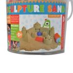 Супер Пясък 900гр.+Форми Замък T02105