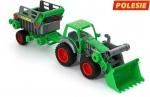 Багер с ремарке FarmerTechnic 46505