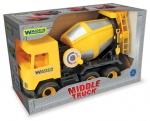 Бетоновоз Middle Truck 32124