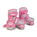 Кънки Little Beetle Pinky Girl (26-29)
