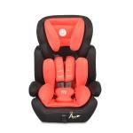 Стол за кола Ares червен