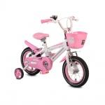 Детски велосипед 1290 розов