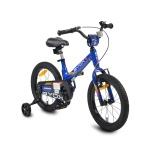 Детски велосипед 16 MG син