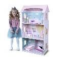 Дървена Къща за кукли Anna 4121