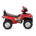 Кола за бутане ATV червен 551