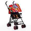 Лятна количка Billy червени вълни