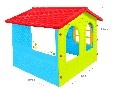 Голяма къща с дъска за рисуване 12241