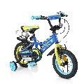 Детски велосипед 12 Prince син new