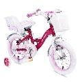 Детски велосипед 14 Flower роз