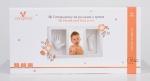 3D Отпечатък за ръка/краче с рамка за снимки