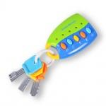 Бебешки Ключове с Дистанционно K999-80B