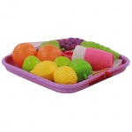Кухненски комплект с поднос (21 части) 46970