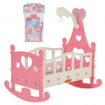 Легло за кукла Heart 62079