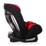 Стол за кола Hybrid червен
