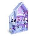 Дървена Къща за кукли Cindarella 4127